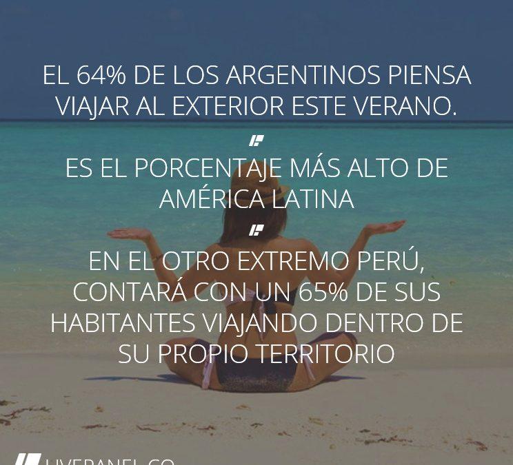 Vacaciones 2017 ¿A donde se irán de vacaciones los Argentinos?